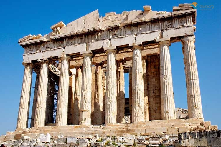 the-parthenon-universal-symbol-Classical-Greece