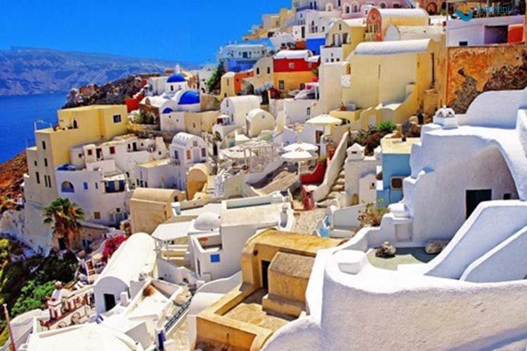 SANTORINI-SETTLEMENTS-GREECE